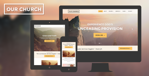 How To Build A Church Website With Wordpress Bright Future For You